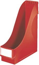 Tijdschriftcassette Leitz 2425 rood