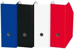 Tijdschriftcassette Nips A4 10.5cm zwart