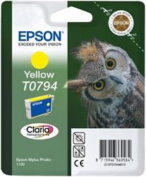 Inktcartridge Epson T0794 geel