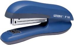 Nietmachine Rapid F18 Fullstrip 30vel 24/6 blauw