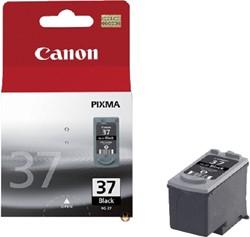Inktcartridge Canon PG-37 zwart