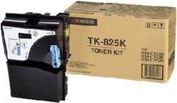 Toner Kyocera TK-825K zwart