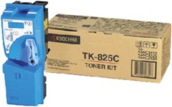 Toner Kyocera TK-825C blauw