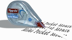 Correctieroller Tipp-ex 5mmx6m pocket mini mouse