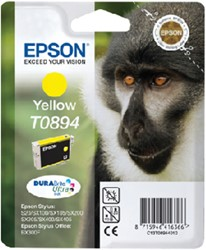 Inktcartridge Epson T0894 geel