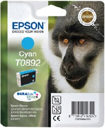 Inktcartridge Epson T0892 blauw