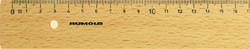 Liniaal Rumold FL230/30 300mm hout