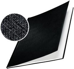 Inbindomslag Leitz 10.5mm harde kaft zwart per 10 stuks