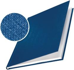 Inbindomslag Leitz 3.5mm harde kaft blauw per 10 stuks