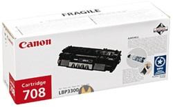 Tonercartridge Canon 708 zwart