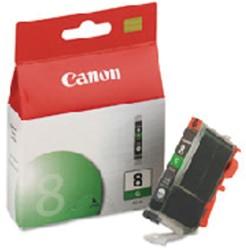 Inktcartridge Canon CLI-8 green