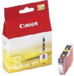Inktcartridge Canon CLI-8 geel