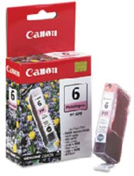 Inktcartridge Canon BCI-6 foto lichtrood