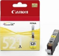 Inktcartridge Canon CLI-521 geel