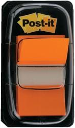 Indextabs 3M Post-it 680 25.4x43.2mm oranje