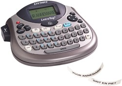 Labelprinter Dymo letratag desktop LT-100T qwerty