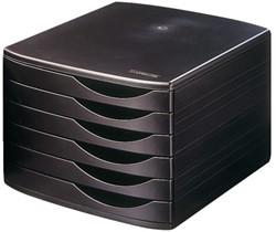 Ladenbox Jalema A6862-569 6 laden zwart