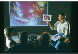 LCD-projectoren en toebehoren