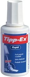 Correctievloeistof Tipp-ex Rapid 20ml foam blister