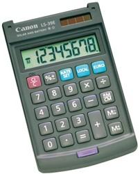 Zak rekenmachines