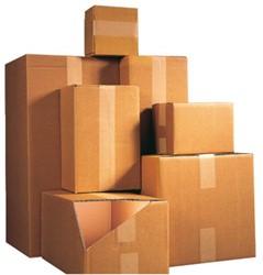 Verpakkings dozen