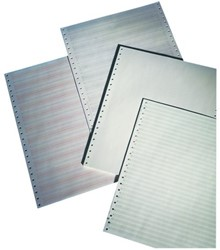 "Computerpapier 240x11"" blanco LP 2V 60/57gr 1000vel"
