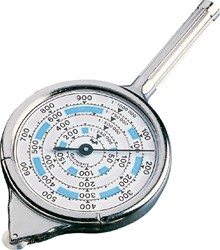 Curvimeter 102 met steel