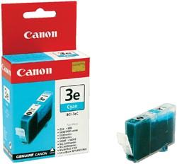 Inktcartridge Canon BCI-3E blauw