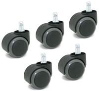 Wielen rubber voor Pro-serie 5stuks-2