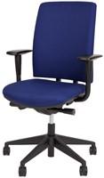 Bureaustoel Van Hilten Huislijn BG02 - Oasis Blauw (9212)