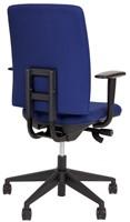Bureaustoel Van Hilten Huislijn BG02 - Oasis Blauw (9212)-3