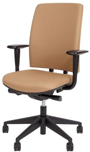Bureaustoel Van Hilten Huislijn BG02 - Oasis Bruin (9766)