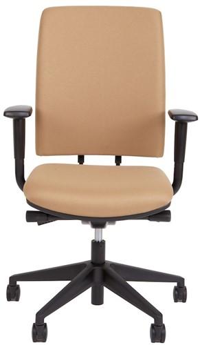 Bureaustoel Van Hilten Huislijn BG02 - Oasis Bruin (9766)-2