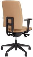 Bureaustoel Van Hilten Huislijn BG02 - Oasis Bruin (9766)-3