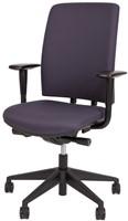 Bureaustoel Van Hilten Huislijn BG02 - Oasis Grijs (9114)
