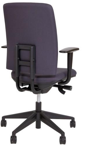 Bureaustoel Van Hilten Huislijn BG02 - Oasis Grijs (9114)-3