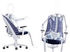 3D zitbeweging