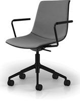Bureaustoel Interstuhl Shuffle met Design open armlegger SU153