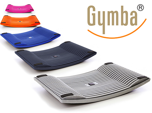 Active board Gymba - Grijs-2