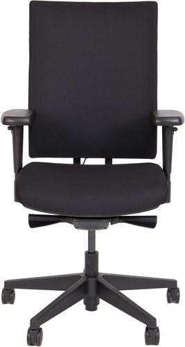 Bureaustoel met extra dikke Comfort Zitting - Oasis Zwart (9111)-2