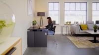 HomeFit - sfeer - zwart - C - zonder plintuitsparing