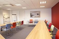 Vergaderruimte bij communicatie.com van Klaas Kleijn in Mijdrecht-585
