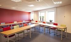 Vergaderruimte bij communicatie.com van Klaas Kleijn in Mijdrecht-587