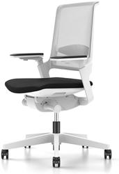 Bureaustoel Interstuhl Movy 14M6 wit / zwart