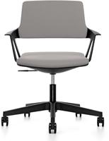 Bezoekersstoel Interstuhl Movy 16M0 - Era Zwart (ER01)