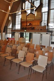"""Kerkgebouw """"De Schutse"""" in Uithoorn-663"""