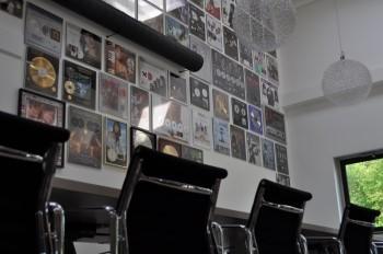Sony Music op het Mediapark in Hilversum