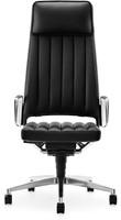 Bureaustoel Interstuhl Vintage 32V2 met hoge gestoffeerde rug-2