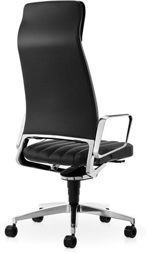 Bureaustoel Interstuhl Vintage 32V2 met hoge gestoffeerde rug-3